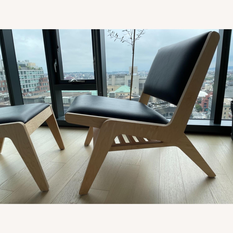 Inside Weather Usonia Edgar Lounge Chair - image-3
