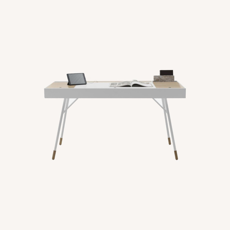 BoConcept Modern White Desk - image-0