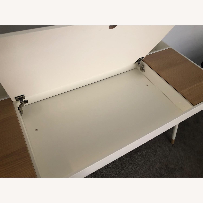BoConcept Modern White Desk - image-3