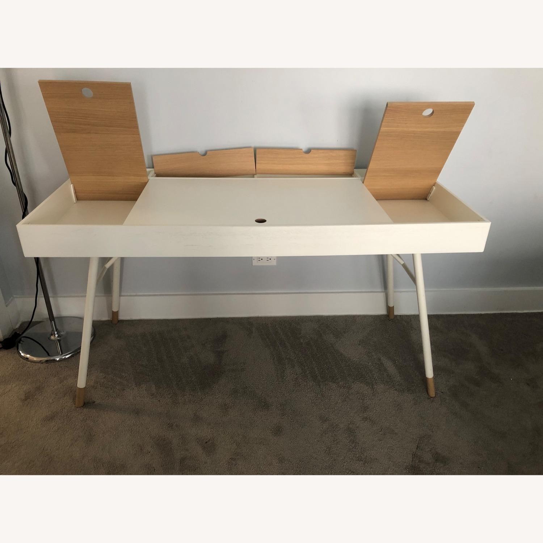 BoConcept Modern White Desk - image-6