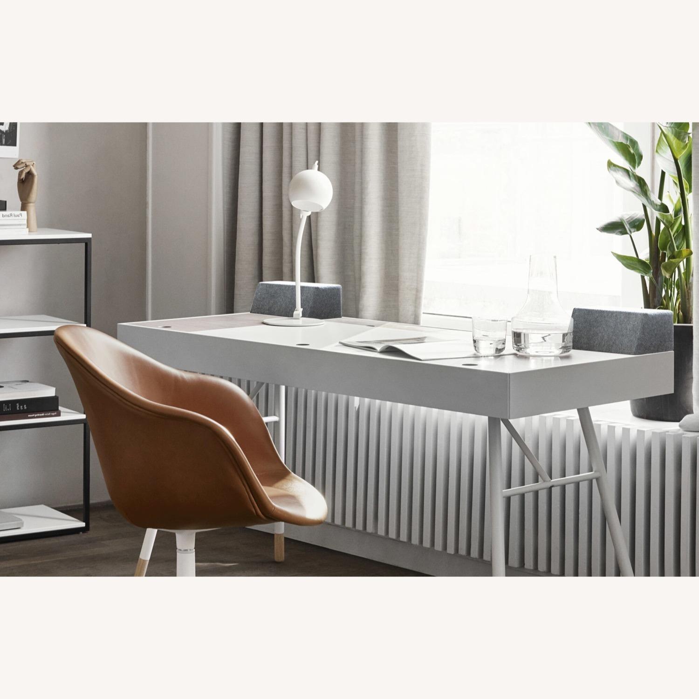 BoConcept Modern White Desk - image-2
