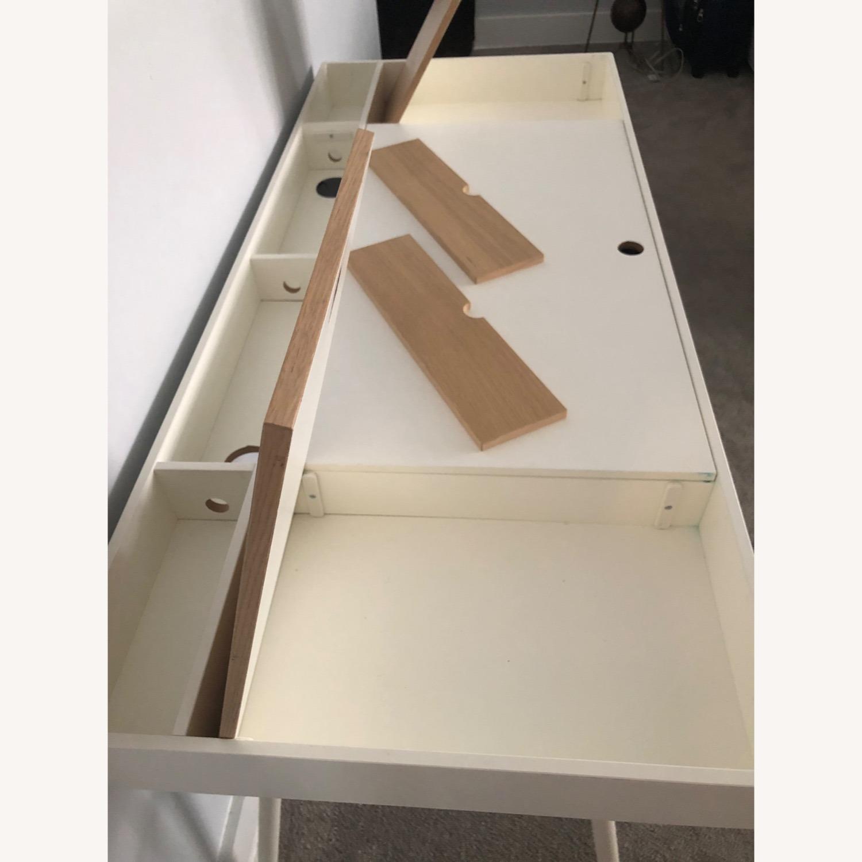 BoConcept Modern White Desk - image-9