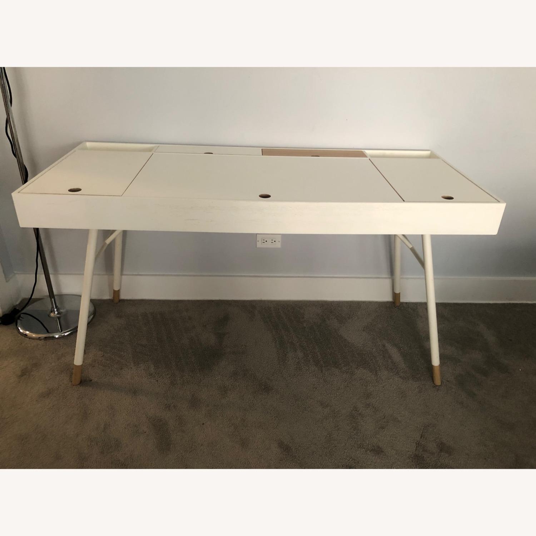 BoConcept Modern White Desk - image-13