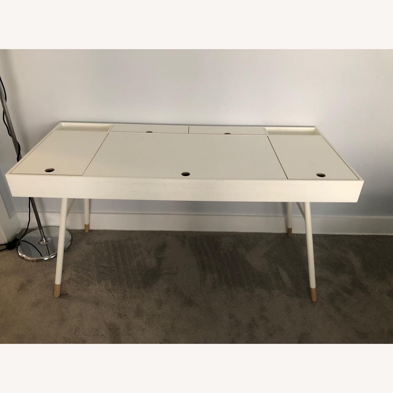 BoConcept Modern White Desk - image-16