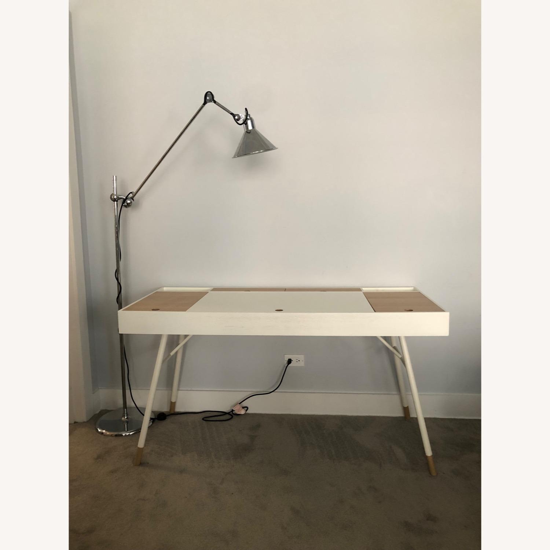BoConcept Modern White Desk - image-12