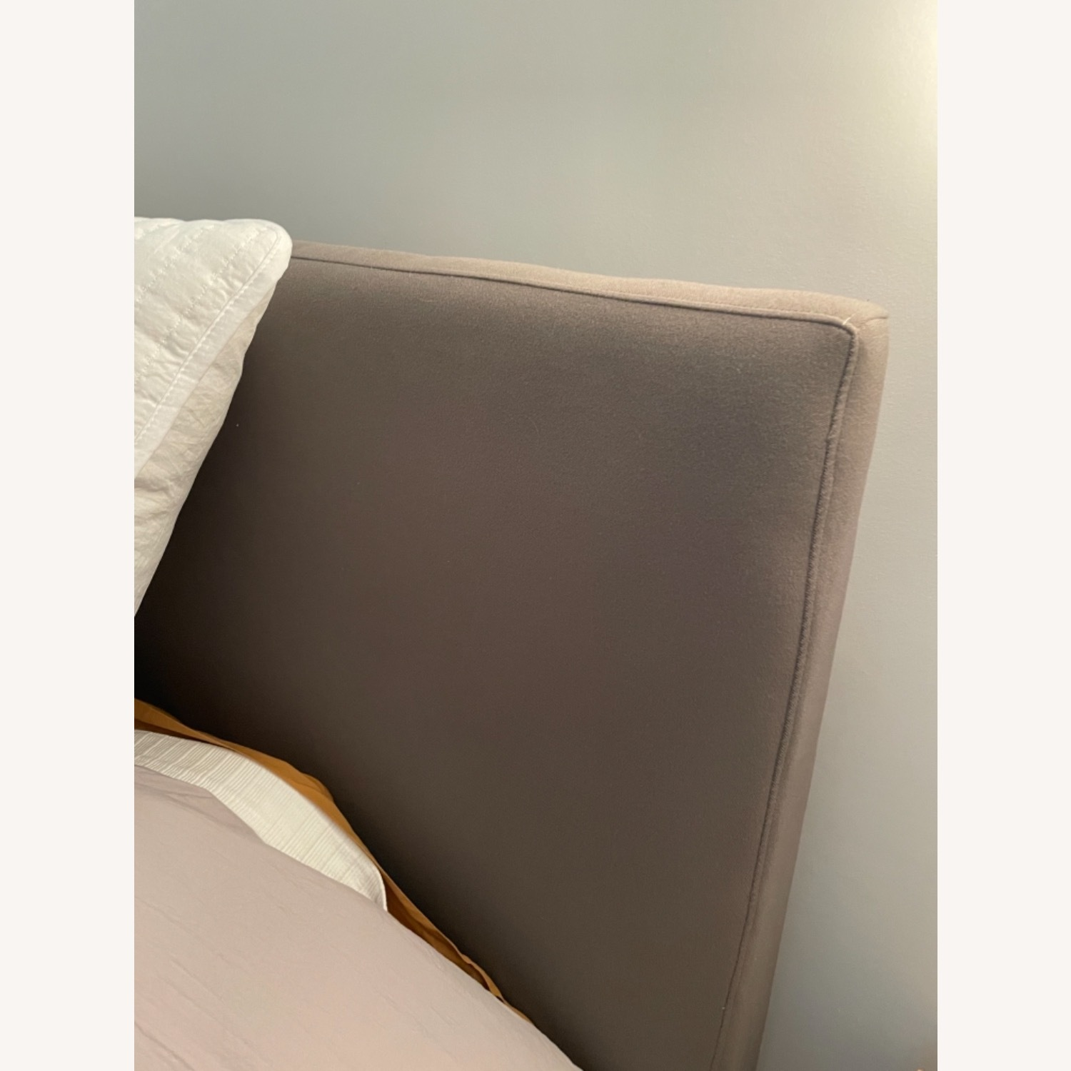 Room and Board Wyatt King Bed Frame - image-3