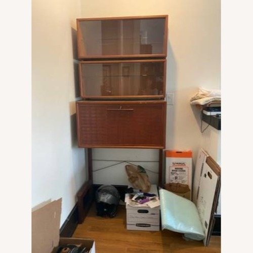 Used Mid-Century Cado Freestanding Wall Unit for sale on AptDeco