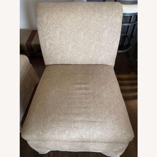Used Edward Ferrell Slipper Chairs for sale on AptDeco