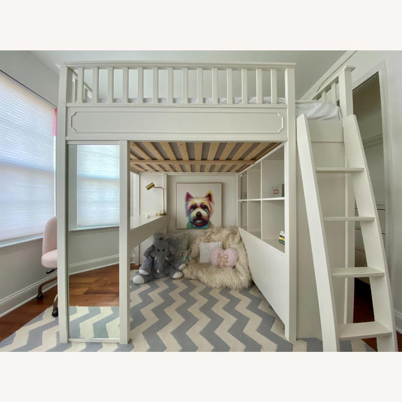 Pottery Barn Kids Ava Regency Loft Bed - image-1