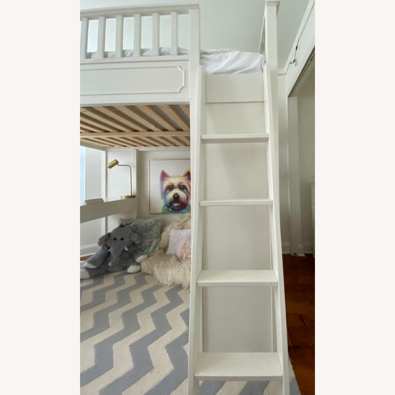 Pottery Barn Kids Ava Regency Loft Bed - image-19