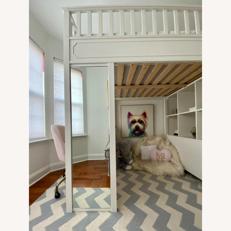 Pottery Barn Kids Ava Regency Loft Bed - image-18
