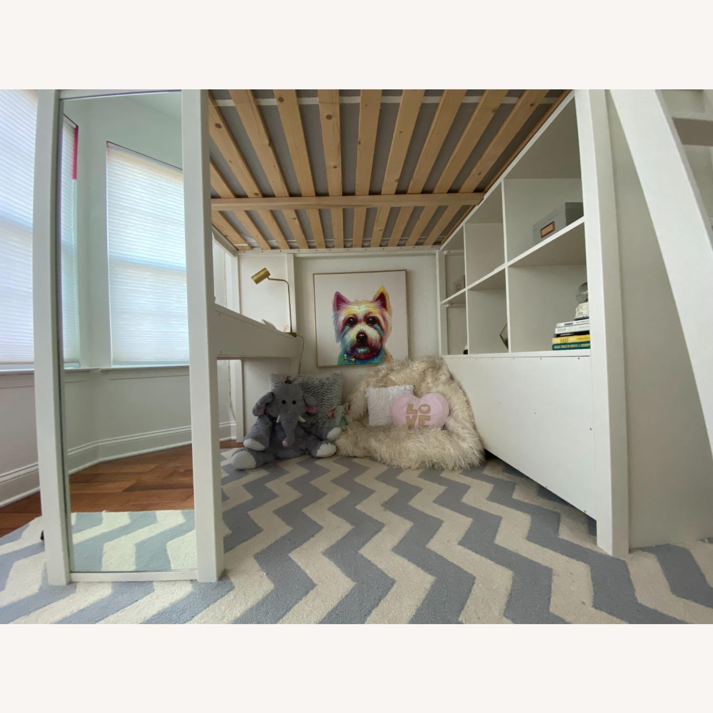 Pottery Barn Kids Ava Regency Loft Bed - image-21