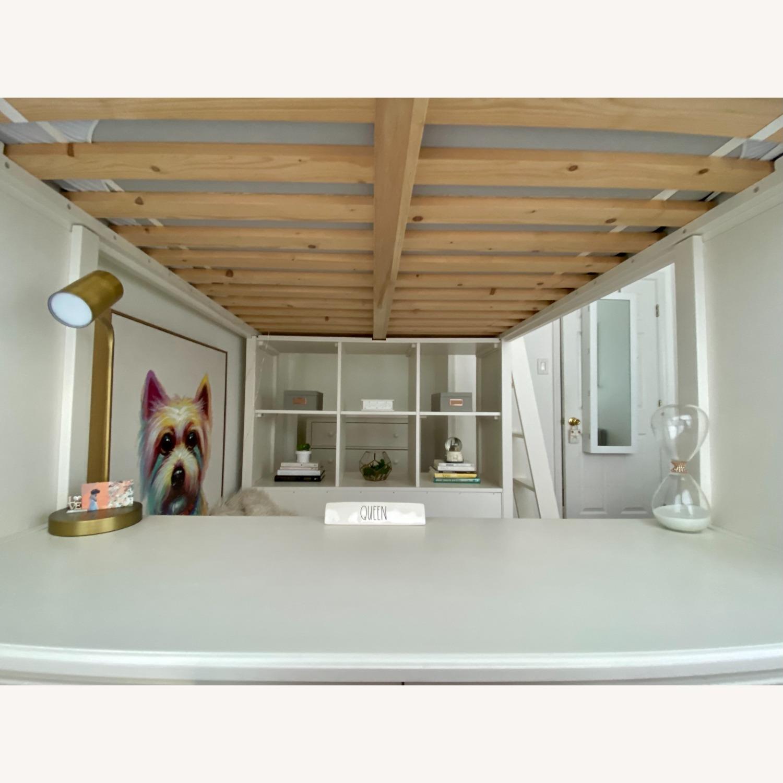 Pottery Barn Kids Ava Regency Loft Bed - image-4