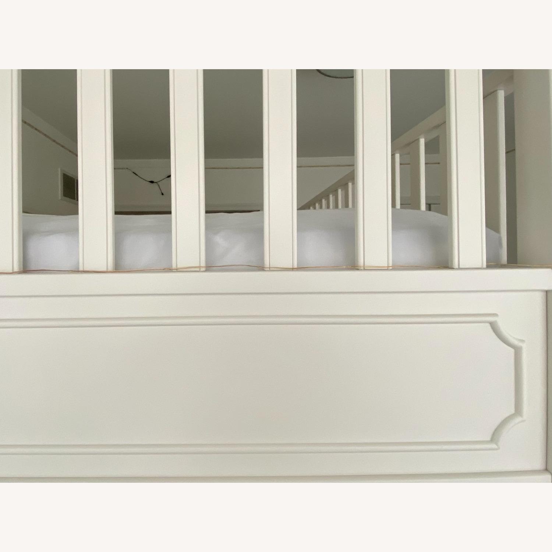 Pottery Barn Kids Ava Regency Loft Bed - image-7