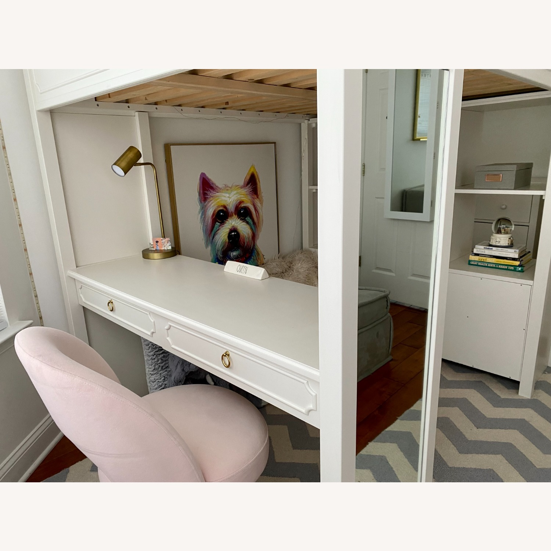 Pottery Barn Kids Ava Regency Loft Bed - image-2