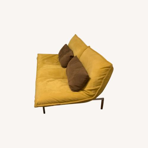 Used Ligne Roset Calin Loveseat Sofa for sale on AptDeco