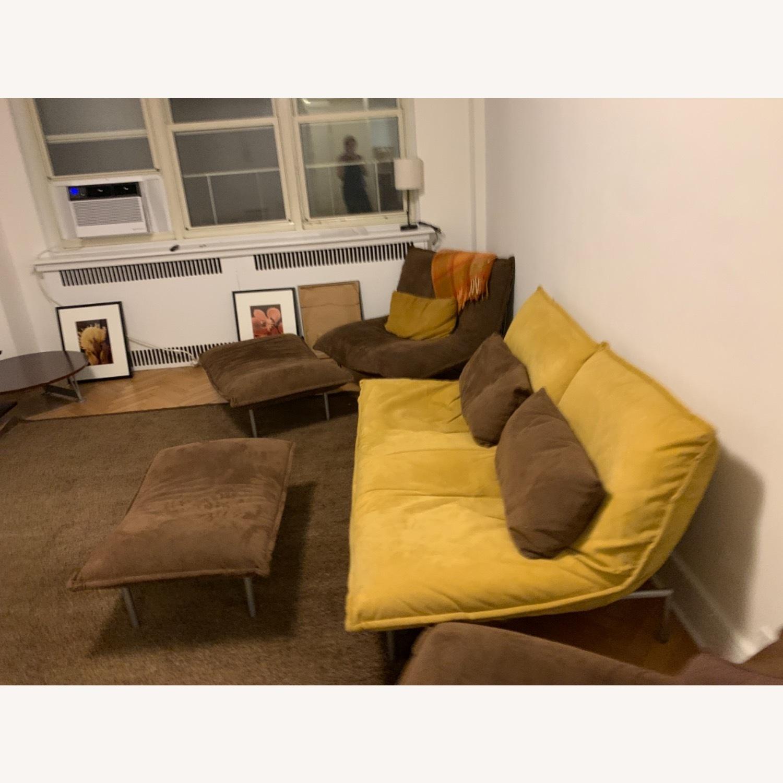 Ligne Roset Calin Loveseat Sofa - image-1