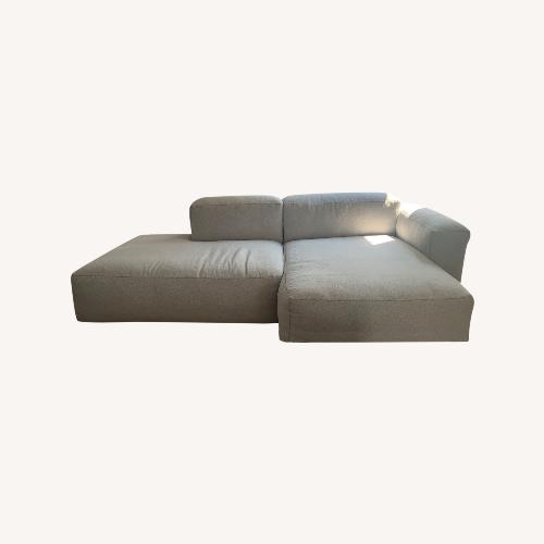 Used HAY Mags Soft Low Wide Sectional for sale on AptDeco