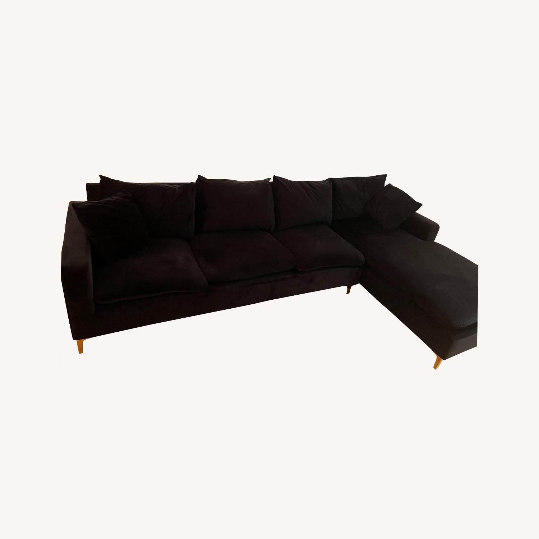 Mercers Furniture Modern Sectional - image-0