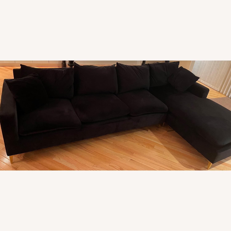 Mercers Furniture Modern Sectional - image-2