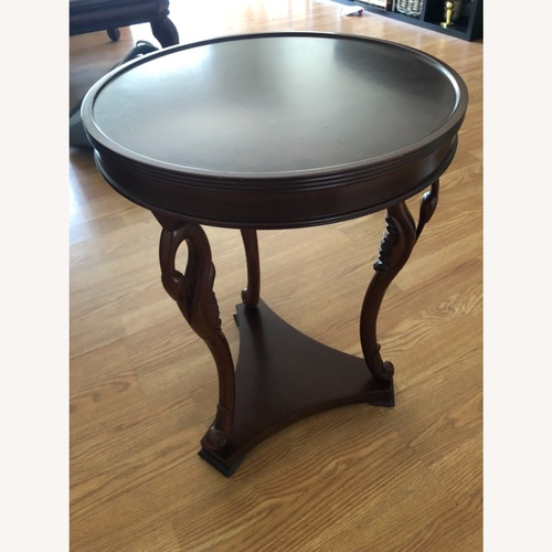 Used The Bombay Company Swan Side Table for sale on AptDeco