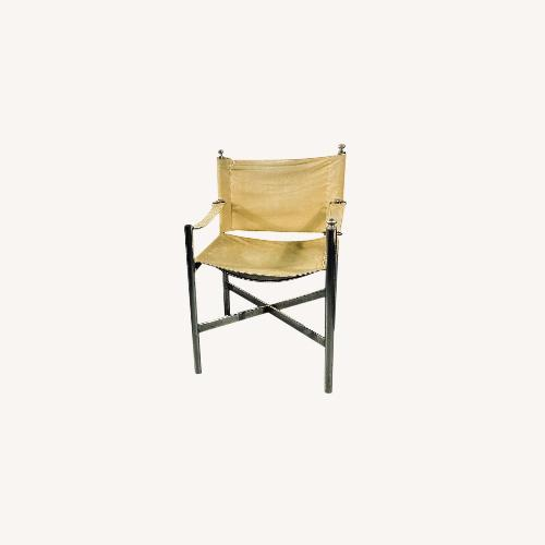 Used Pace Collection Directors Chair for sale on AptDeco