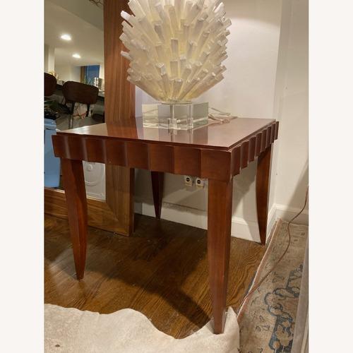 Used Baker Furniture Wood Side Table for sale on AptDeco