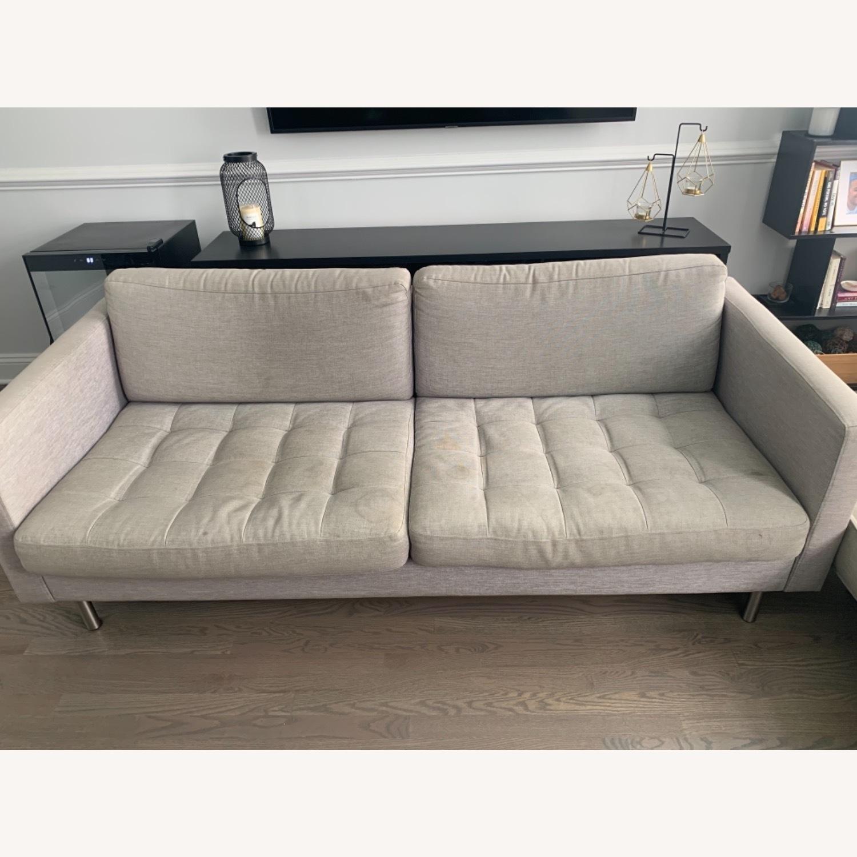 BoConcept Light Gray Osaka 2.5 Seater Sofa - image-4