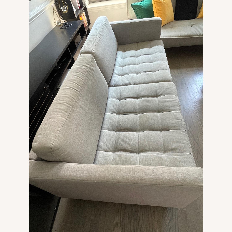 BoConcept Light Gray Osaka 2.5 Seater Sofa - image-3