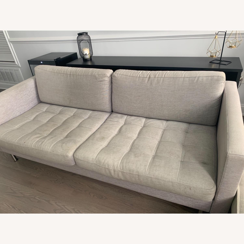 BoConcept Light Gray Osaka 2.5 Seater Sofa - image-2