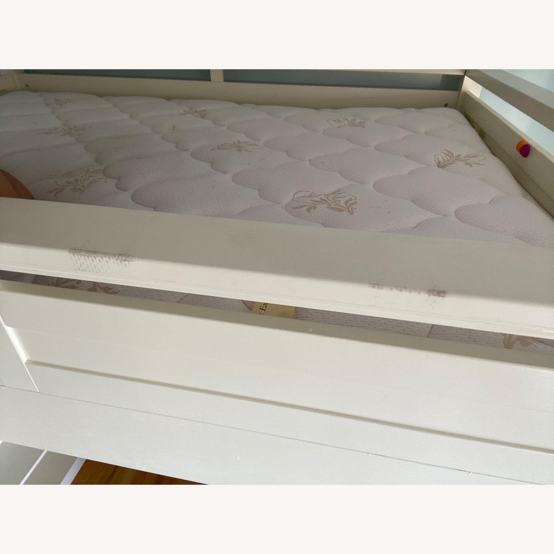 PB Teen Sleep and Study Loft Bed - image-3