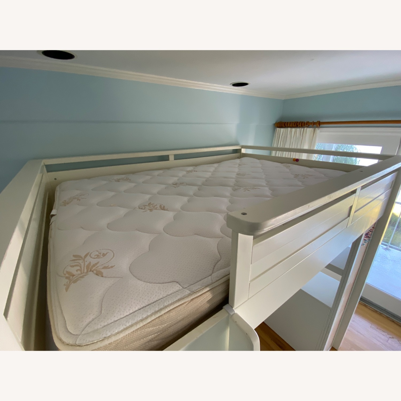 PB Teen Sleep and Study Loft Bed - image-13