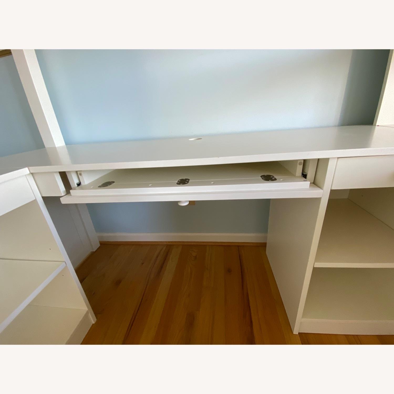PB Teen Sleep and Study Loft Bed - image-9