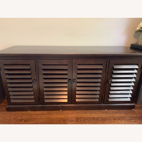Used Lillian August Gramercy Console for sale on AptDeco