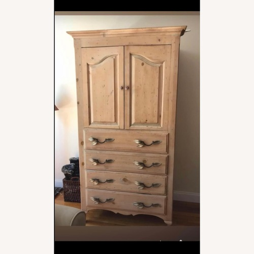 Used Rumrunner Colonial Armoire for sale on AptDeco