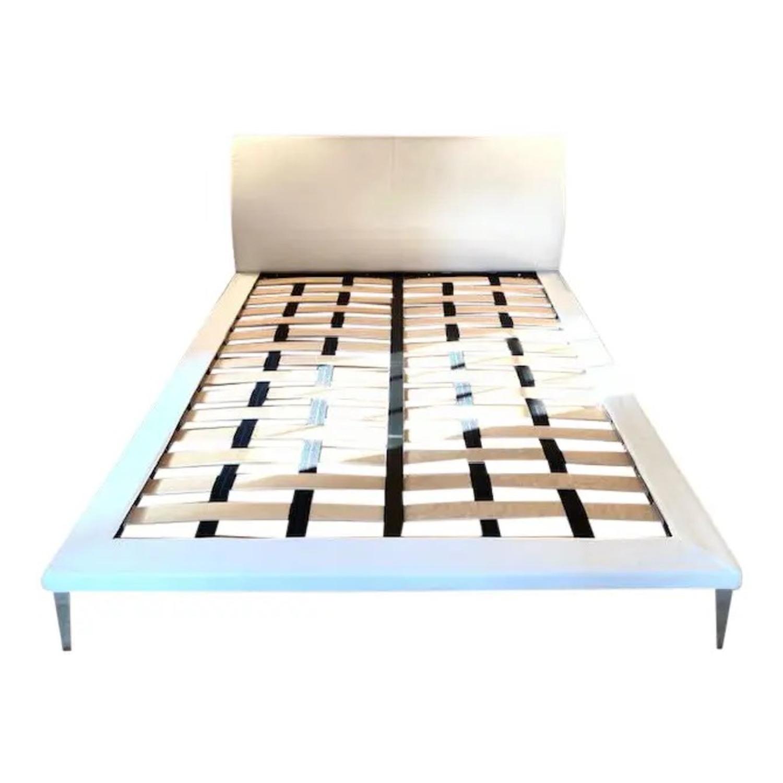 Cappellini Jasper Morrison Queen Bed - image-1