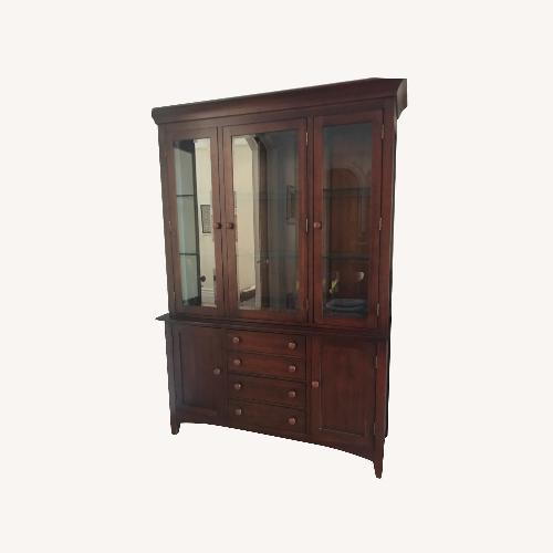 Used Kincaid China Closet for sale on AptDeco