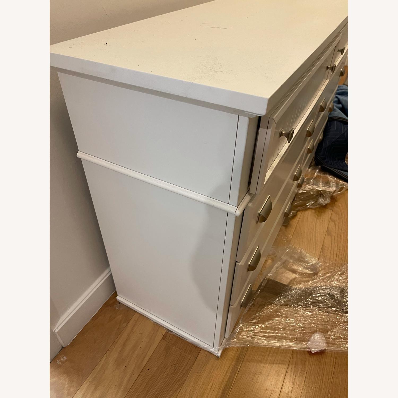 Bob's Discount 6 Drawer Spencer White Dresser - image-3