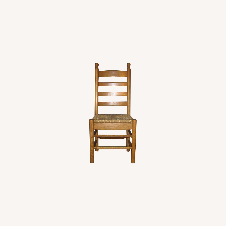J&D Brauner Ladderback Chairs - image-0