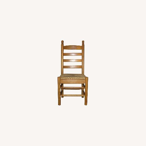 Used J&D Brauner Ladderback Chairs for sale on AptDeco
