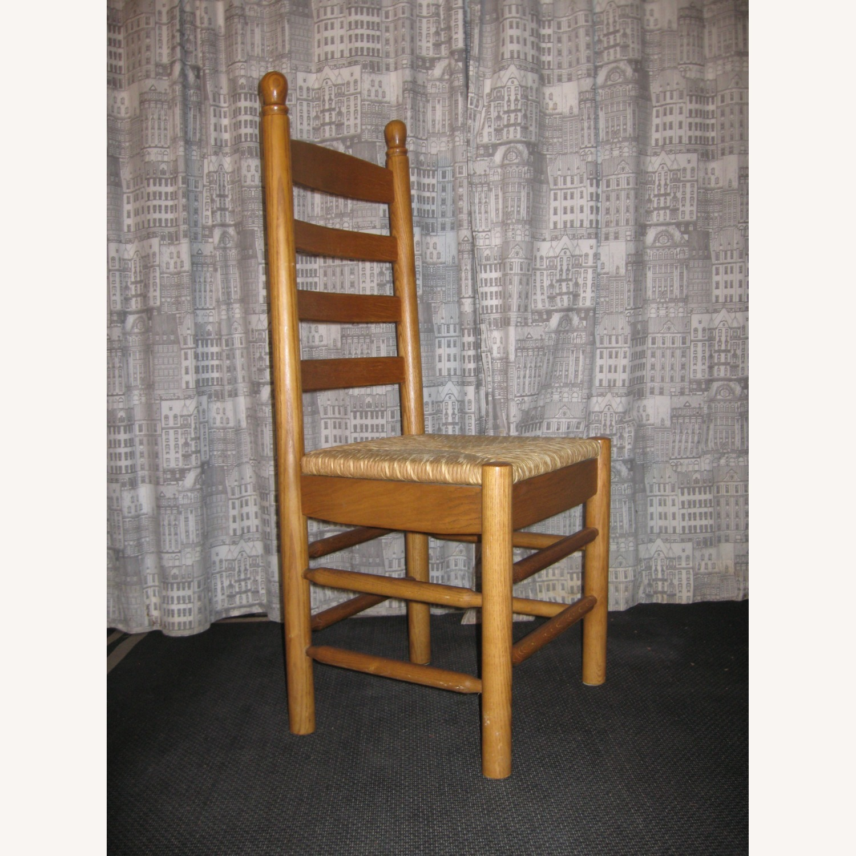 J&D Brauner Ladderback Chairs - image-1