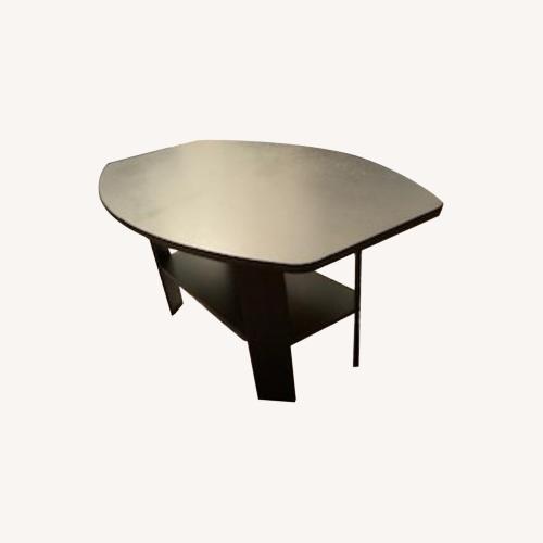 Used Furinno Simple Design Coffee Table, Espresso for sale on AptDeco