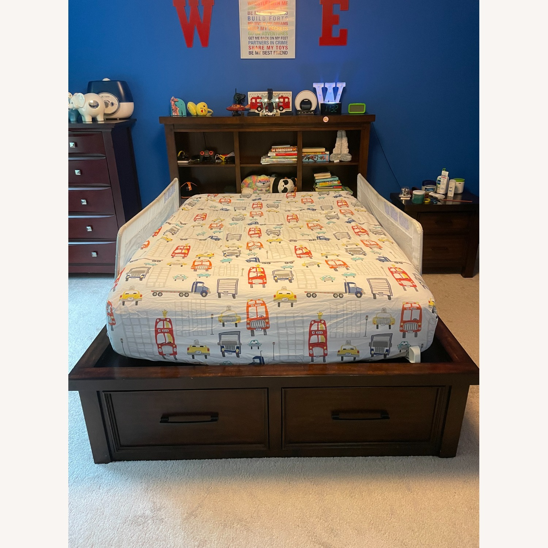 Bob's Discount Hudson Full Size Storage Bed - image-2
