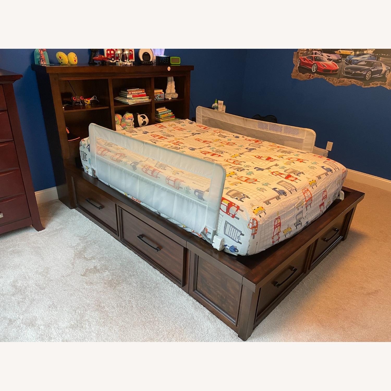 Bob's Discount Hudson Full Size Storage Bed - image-3