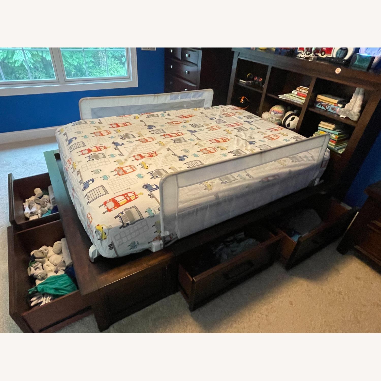 Bob's Discount Hudson Full Size Storage Bed - image-4