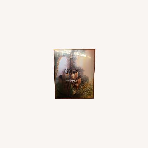Used Walter Farm Idyllic Painting for sale on AptDeco