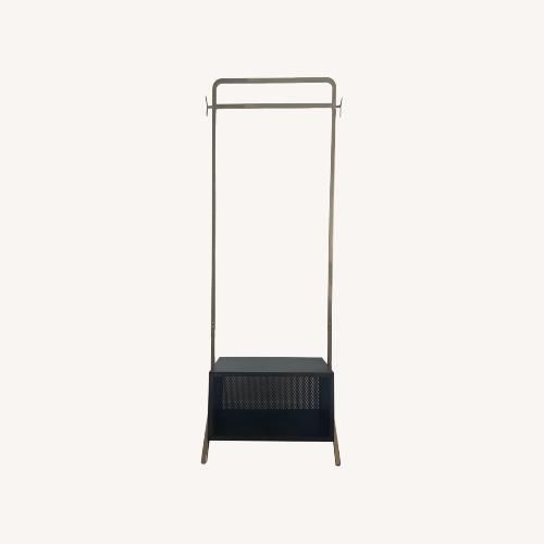 Used CB2 Clothes Rack for sale on AptDeco