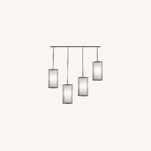 Used Saturnia 2155 Pendant by Robert Abbey for sale on AptDeco