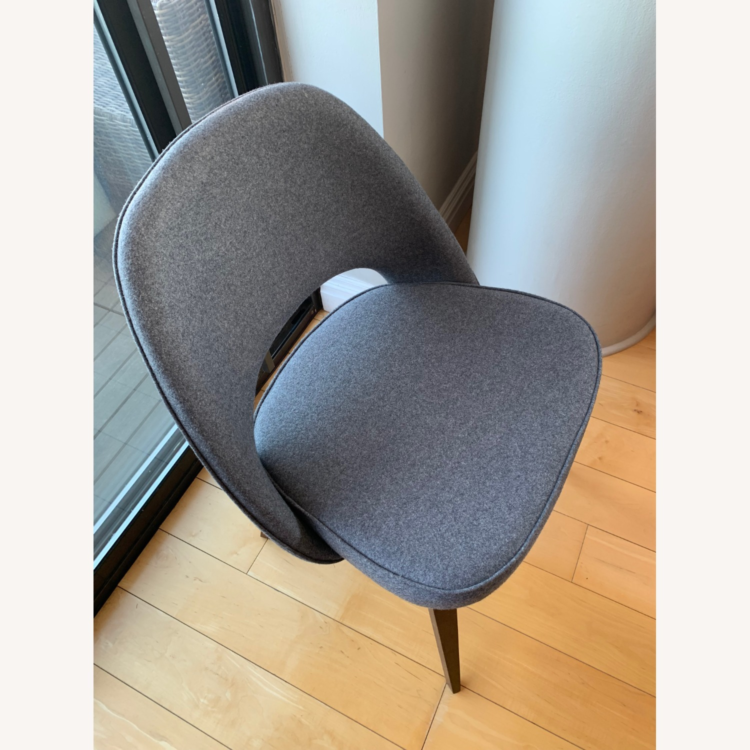 Upholstered Dining Chairs Mid-century Modern Style - image-1