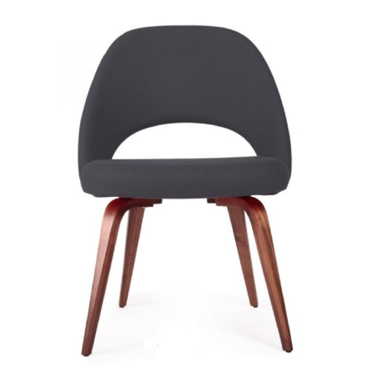 Upholstered Dining Chairs Mid-century Modern Style - image-4